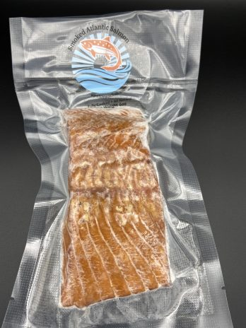 Smoked Atlantic Salmon 6 ounce