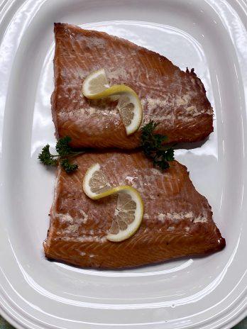 Smoked Atlantic Salmon 32 ounce