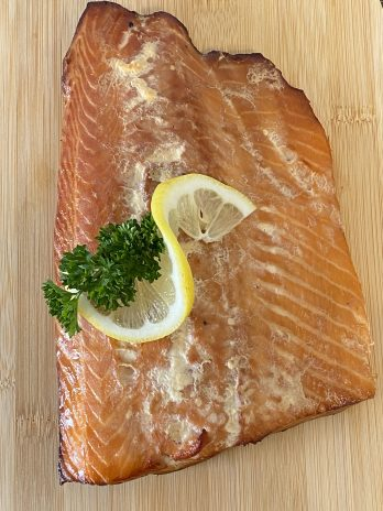 Smoked Atlantic Salmon 16 ounce