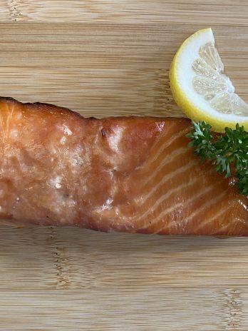 Smoked Atlantic Salmon 6 ounce