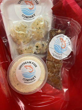 Seafood Sampler Box